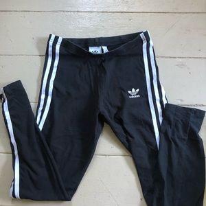 Adidas stretch leggings